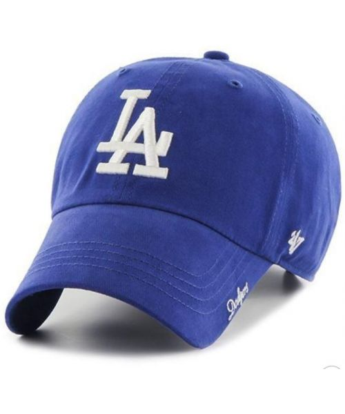 d666af055e3833 '47 Brand Los Angeles Dodgers MLB Clean Up Adjustable WOMENS Strapback Hat  Royal Blue · '
