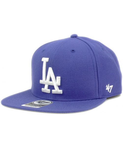 fa4f748c7871a8 '47 Brand Los Angeles Dodgers MLB Sure Shot Snapback Hat Blue