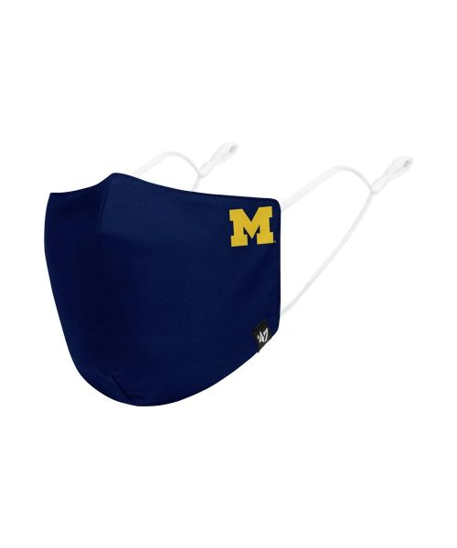 '47 Michigan Wolverines Core Navy Blue Face Mask