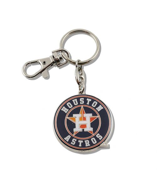 Aminco Houston Astros Authentic MLB Heavyweight Metal Team Logo Keychain
