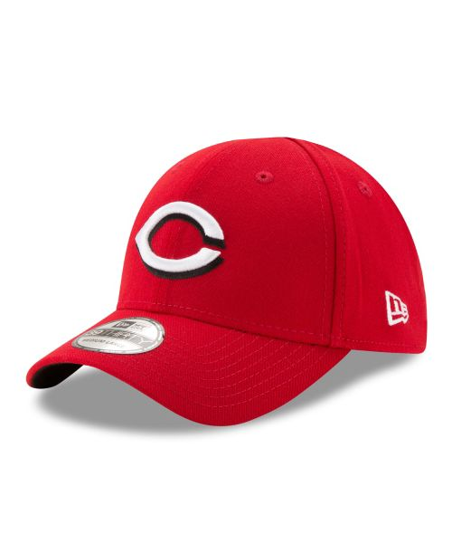 New Era Cincinnati Reds MLB Team Classic 39THIRTY Stretch Fit TODDLER Hat Red