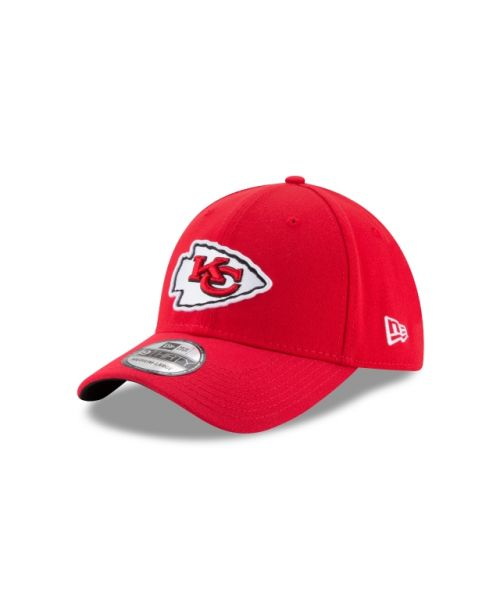 New Era Kansas City Chiefs NFL Team Classic 39THIRTY Stretch Fit Hat Red