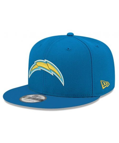 New Era Los Angeles Chargers NFL Basic 9FIFTY Adjustable Snapback Team Color Hat