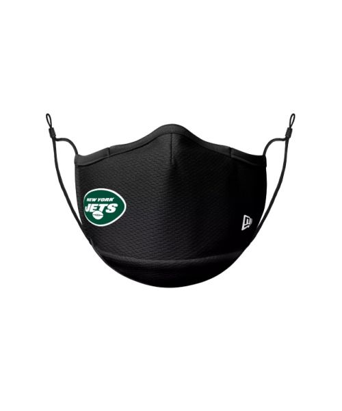 New Era New York Jets Black NFL Sideline Face Mask