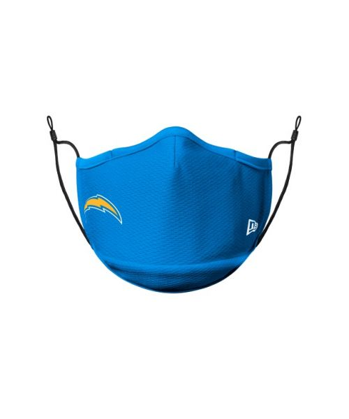 New Era Los Angeles Chargers NFL Sideline Face Mask