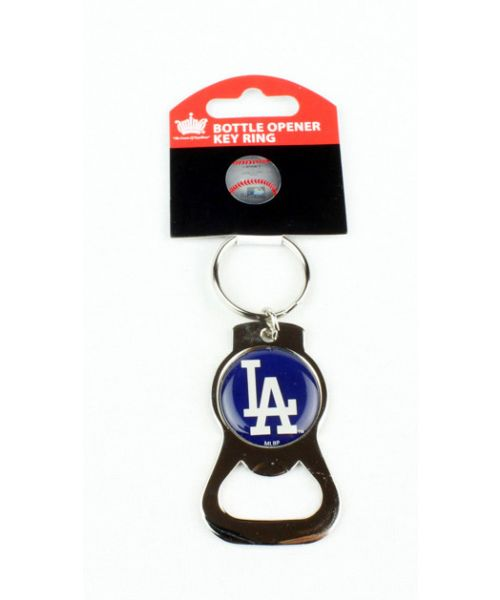 aminco MLB Los Angeles Angels Team Logo Heavyweight Key Ring