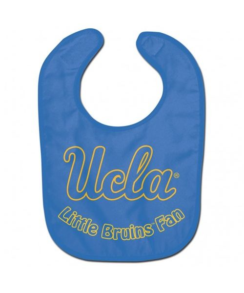 Wincraft UCLA Bruins NCAA Authentic All Pro Baby Bib Light Blue Yellow
