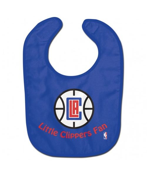Wincraft Los Angeles Clippers NBA Authentic All Pro Baby Bib Blue