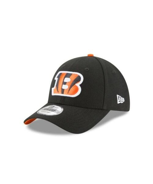 New Era Cincinnati Bengals NFL The League 9FORTY Velcroback Hat Black