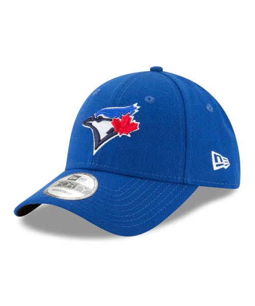 New Era Toronto Blue Jays MLB JR The League YOUTH 9FORTY Velcroback Hat Blue