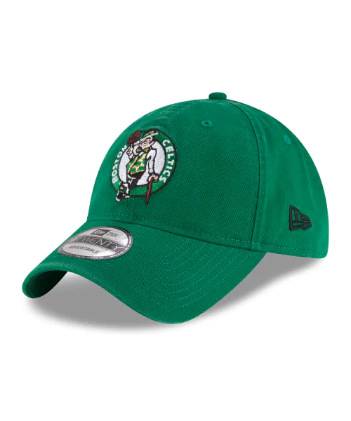 New Era Boston Celtics NBA Core Classic TW 9TWENTY Strapback Hat Green