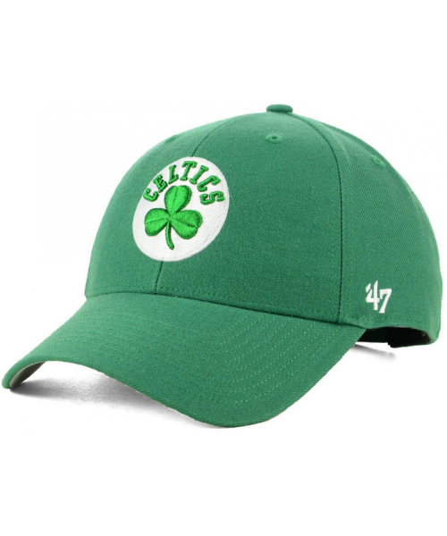 '47 Brand Boston Celtics NBA MVP Adjustable Velcroback Hat Green