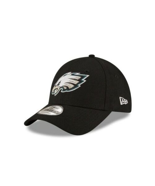 New Era Philadelphia Eagles NFL The League 9FORTY Velcroback Hat Balck