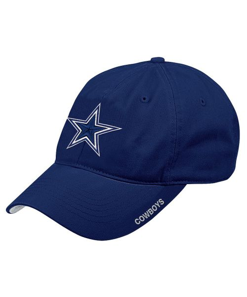 DCM Dallas Cowboys NFL Slouch Strapback Hat Navy Blue