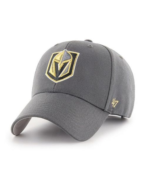 '47 Vegas Golden Knights NHL MVP Velcroback Hat Gray