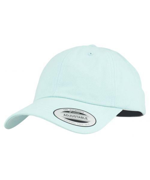 Yupoong The Classics Blank Adjustable Strapback Hat Teal