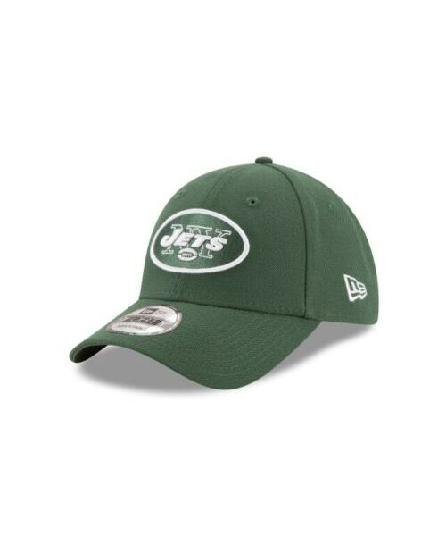 New Era New York Jets NFL The League 9FORTY Velcroback Hat Green