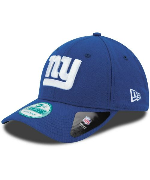 New Era New York Giants NFL The League 9FORTY Velcroback Hat Blue