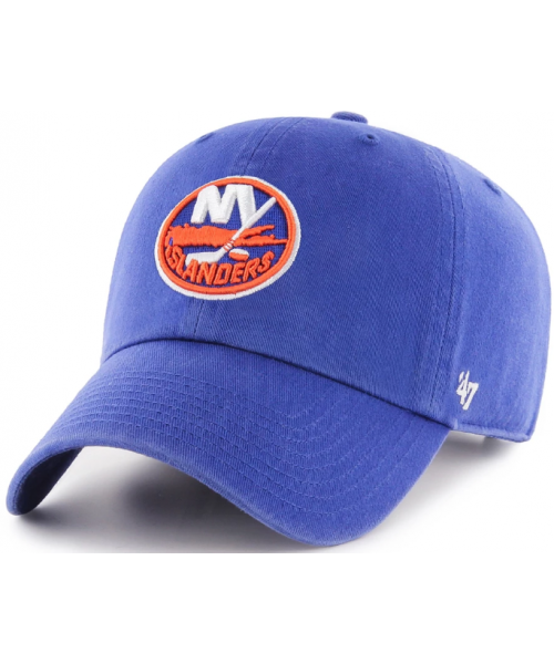 '47 Brand New York Islanders NHL Clean Up Adjustable Strapback Hat Blue