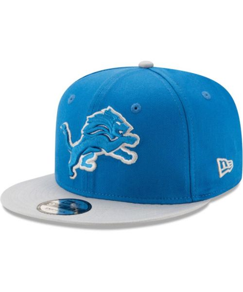 New Era Detroit Lions NFL Kid Baycik 9FIFTY Snapback YOUTH Hat Light Blue Gray