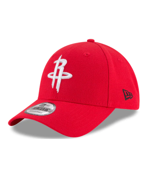 New Era Houston Rockets NBA The League OT 9FORTY Velcroback Hat Red