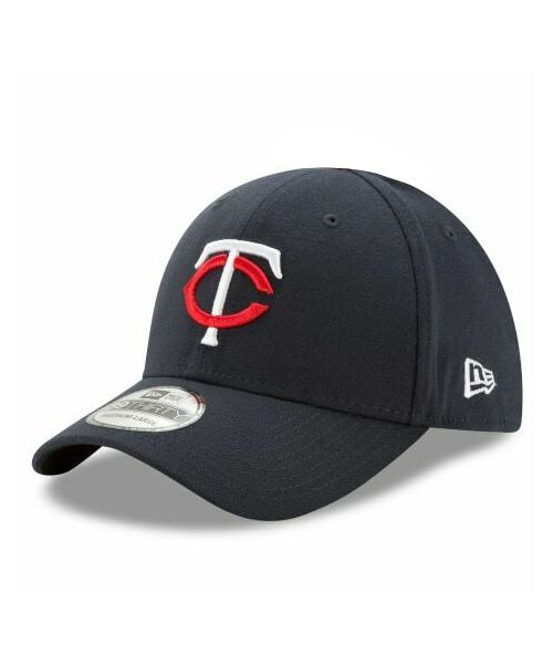 New Era Minnesota Twins MLB Team Classic 39THIRTY Stretch Fit TODDLER Hat Navy Blue