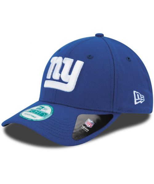 New Era New York Giants NFL The League YOUTH 9FORTY Velcroback Hat Blue